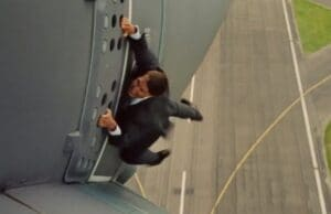 """Tom Cruise in """"Mission: Impossible -- Rogue Nation"""" (Paramount)"""