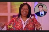 The View, Whoopi Goldberg, Marco Rubio, 4-14-15 (The View)