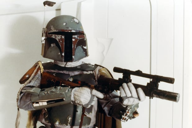 Boba Fetts Actor Boba Fett