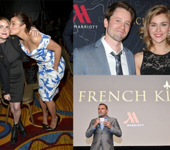 COVER - David Beebe Paula Patton Tyler Ritter MArriott French Kiss