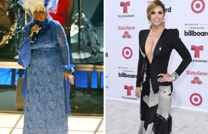 Celia Cruz nd Lucero will be the subjects of new Telemundo shows