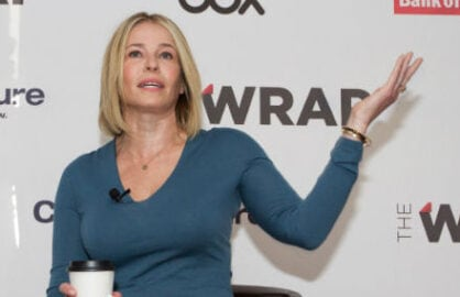 Chelsea Handler at TheWrap's Power Women Breakfast in San Francisco