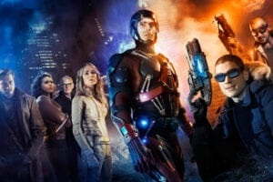 DC Legends of Tomorrow