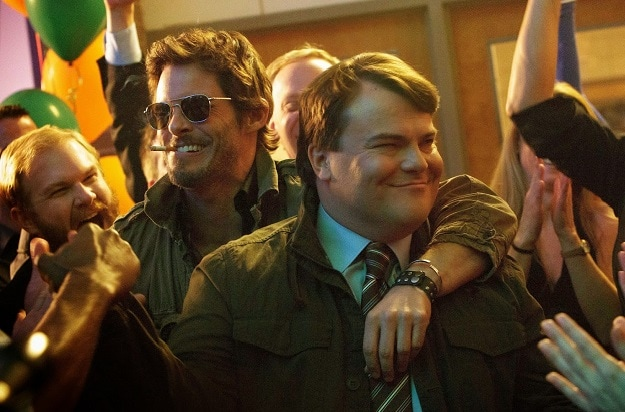 The D Train Review Jack Black James Marsden Steer A Comedy