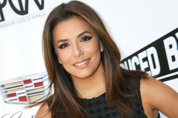 Eva Longoria a un trouble de l'attention avec hyperactivité