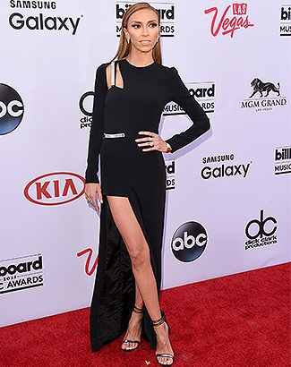 LAS VEGAS, NV - MAY 17: TV personality Giuliana Rancic attends the 2015 Billboard Music Awards at MGM Grand Garden Arena on May 17, 2015 in Las Vegas, Nevada. (Photo by Jason Merritt/Getty Images)