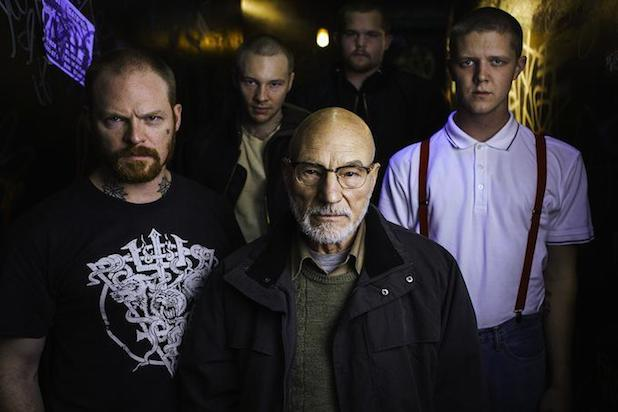Patrick Stewart Thriller 'Green Room' Picked Up by A24
