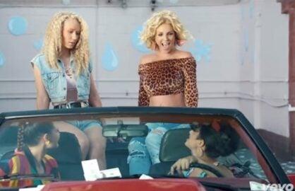 Iggy Azalea Britney Spears Pretty Girls Music Video