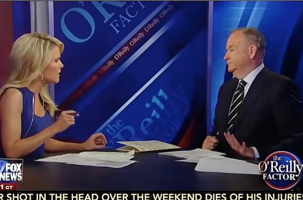 Megyn Kelly Challenges Bill O Reilly on Muhammad Cartoon