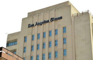Los Angeles Times Donald Trump