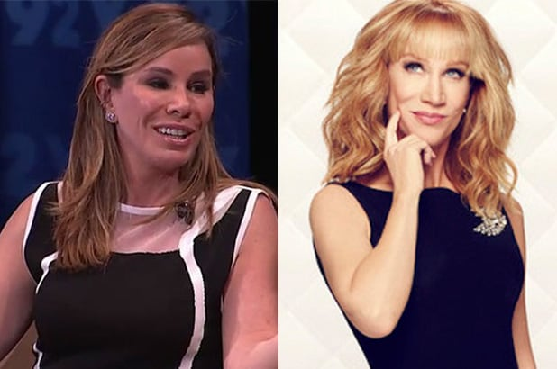 Melissa Rivers Says Kathy Griffin 'Sh-t All Over My Mother's