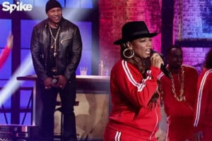 Queen Latifah Lip Sync Battle