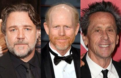 Russell Crowe, Ron Howard, Brian Grazer on Beautiful Mind John Nash Death
