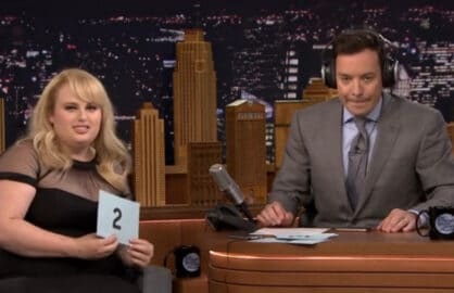 Rebel Wilson Jimmy Fallon