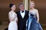Rooney Mara, Todd Haynes and Cate Blanchett