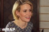 Sarah Paulson Drinking with the stars