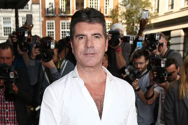 Simon Cowell Fox
