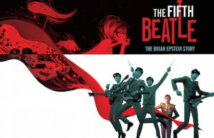 The-Fifth-Beatle book cover