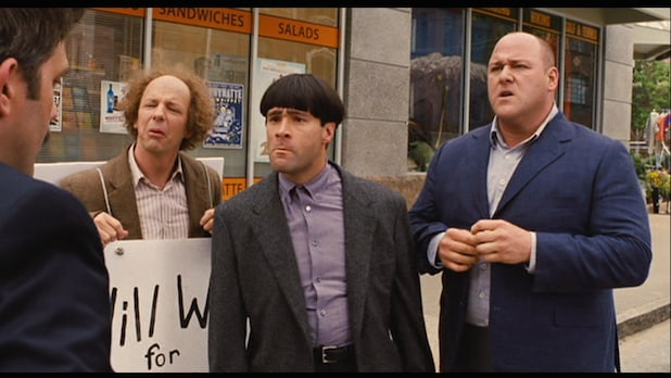 'Three Stooges' Sequel in the Works With Sean Hayes, Will ...