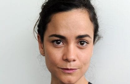LOCARNO, SWITZERLAND - AUGUST 07: Actress Alice Braga attends the International Competition Jury Photocall at the 67th Locarno Film Festiva on August 7, 2014 in Locarno, Switzerland. (Photo by Pier Marco Tacca/Getty Images)