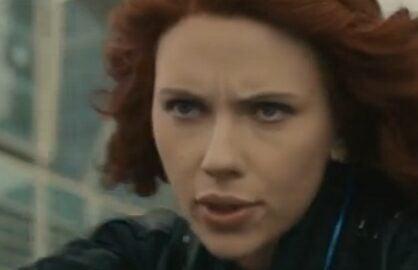 avengers blacck widow