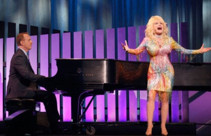 Bob Greenblatt, Dolly Parton (NBC)