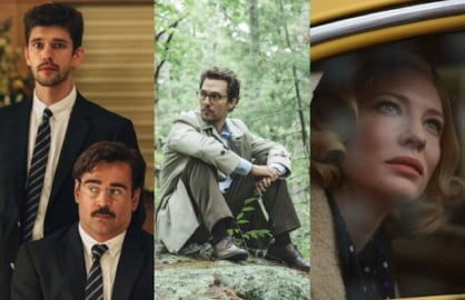 'The Lobster,' 'Sea of Trees' and 'Carol'