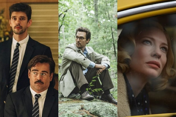 Cannes So Far: Stars Bomb But Movies Deliver at 2015 Festival