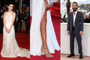 Rooney Mara, Matthew McConaughey and Cannes heels