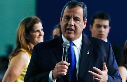Governor Chris Christie Announces His Run For Presidency