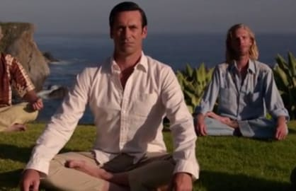 don draper jon hamm mad men finale
