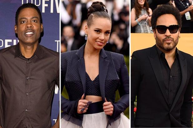 "Chris Rock, Alicia Keys, Lenny Kravitz will guest on ""Empire"" season 2 (Getty Images)"