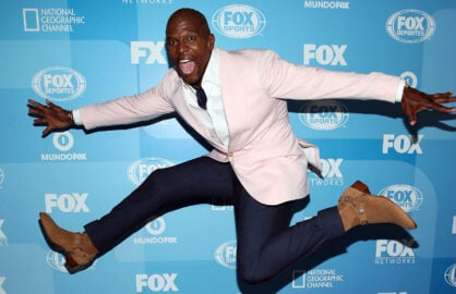 """Brooklyn Nine-Nine's"" Terry Crews (Getty)"