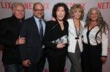 """""""Grace and Frankie"""" FYC: Martin Sheen, Howard J. Morris, Jane Fonda (%u201CGrace%u201D) and Lily Tomlin (%u201CFrankie%u201D), Marta Kauffman (Netflix)"""