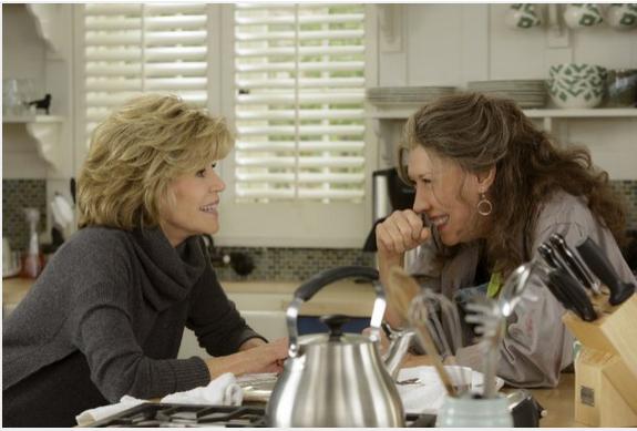 Jane Fonda, Lily Tomlin Speak Out on 'Grace and Frankie' Salary