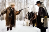 "A still from Quentin Tarantino's film ""The Hateful Eight"""