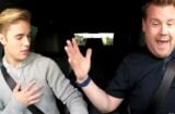 james corden justin bieber carpool karaoke