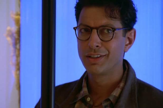 bf4d3a3f04a50  Independence Day 2  Producer Provides First Look at Jeff Goldblum on Set  (Photo)