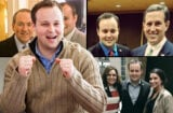 Josh Duggar, Mike Huckabee, Rick Santorum, Sarah Palin