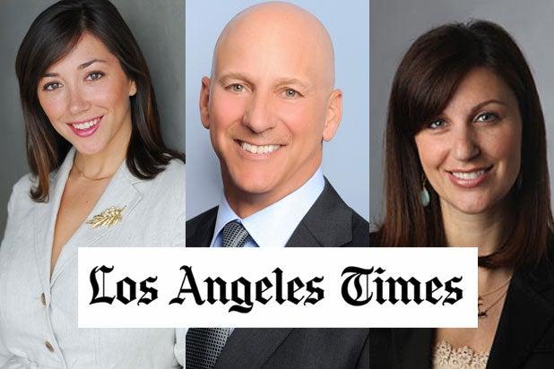 Female Executive Exodus at LA Times Revives 'Boys Club' Questions