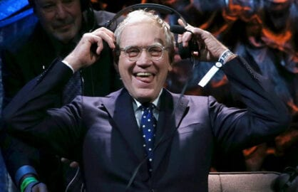 David Letterman Gets Serious: 7 Somber 'Late Show' Moments