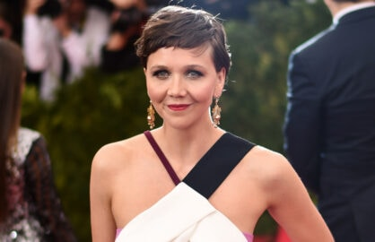 Maggie Gyllenhaal attends the 'China: Through The Looking Glass' Costume Institute Benefit Gala (Andrew H. Walker/Getty Images)