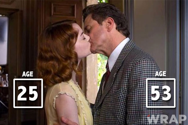 Colin Firth and Emma Stone magic in the moonlight