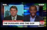 "Ben Ferguson and Marc Lamont Hill on ""CNN Tonight"" (CNN)"