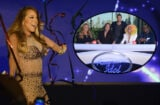 Mariah Carey, American Idol judges panel