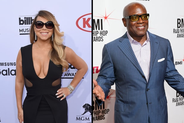 Mariah Carey, L.A. Reid