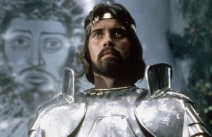 "Nigel Terry in ""Excalibur"""
