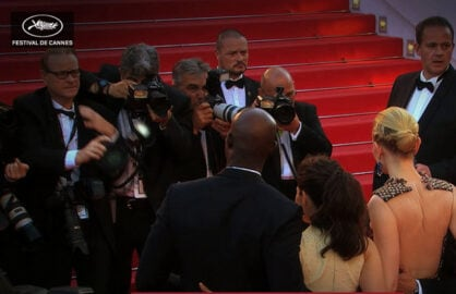 Video stream opening at the 68th Festival de Cannes