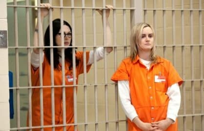 Orange is the New Black Laura Prepon Taylor Schilling netflix