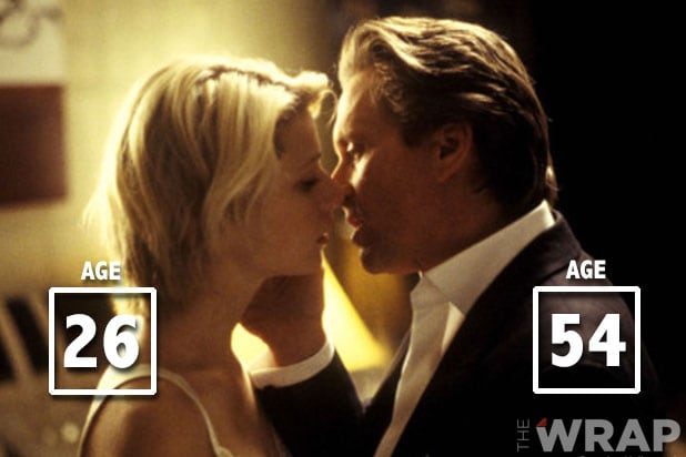 Michael Douglas and Gwyneth Paltrow in A Perfect Murder